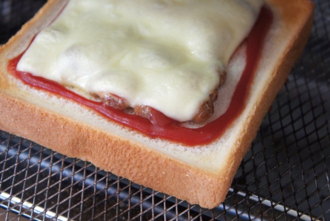 【納豆レシピ】納豆チーズトースト