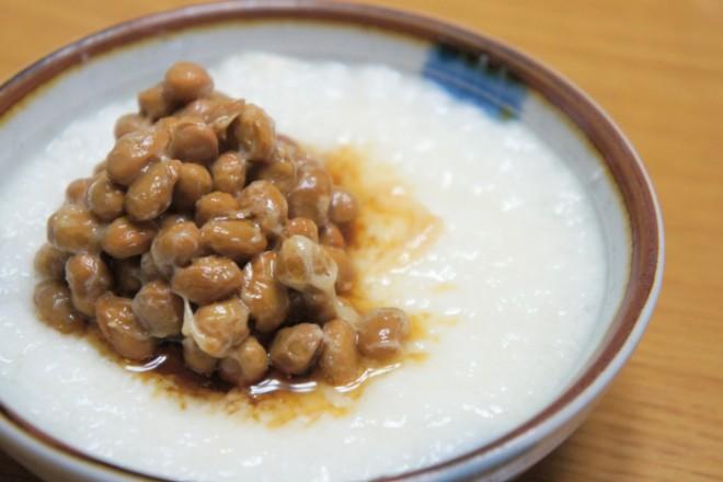 【納豆レシピ】とろろ納豆